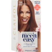 Nice'n Easy Permanent Hair Colour Natural Medium Reddish Brown 1 Application