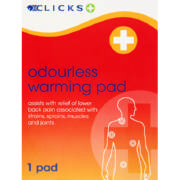 Odourless Warming Pad