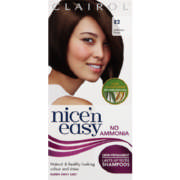 Nice'n Easy Permanent Hair Colour Dark Warm Brown 1 Application