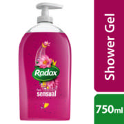 Body Wash Feel Sensual 750ml