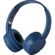 Wireless Bluetooth 20 hours Headphones Blue