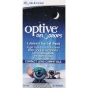 Lubricant Eye Gel Drops 10ml