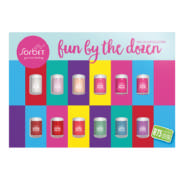 Nail Gift Set Fun by the Dozen Brights