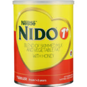 Nido Stage 1+ Growing Up Milk Honey 900g