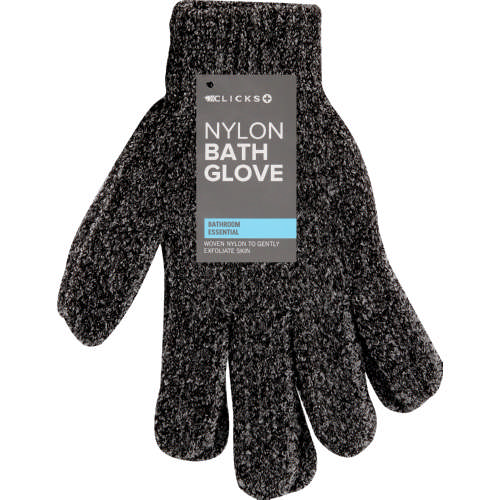 Mens Glove Grey