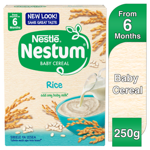 Nestum Baby Cereal Rice 250g