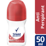 Women Antiperspirant Roll On Fresh Musk 50ml