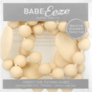 Silicone Teething Jewelry Mixed Beads