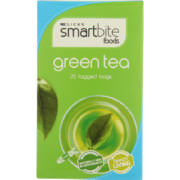 Green Tea 25 Tagged Bags