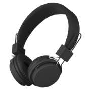 Stereo Headphones Black