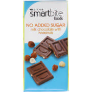 Smartbite Foods Milk Chocolate 75g