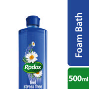 Bath Foam Feel Stress Free 500ml