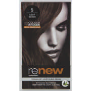 Colour Infusion Permanent Hair Colour Creme Light Brown 5