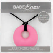 Silicone Teething Jewelry Pendant