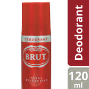 Body Spray Deodorant Total Attraction 120ml