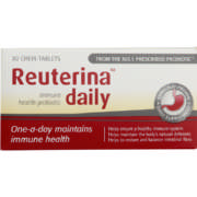 Daily Immune Health Probiotic 30 Chew Tablets