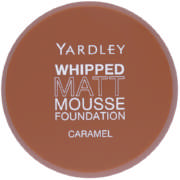 Whipped Matt Mousse Foundation Caramel 14g