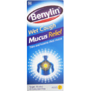 Wet Cough Mucus Relief 100ml