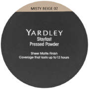 Stayfast Pressed Powder Misty Beige 02 15g