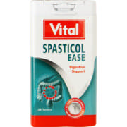 Spasticol Ease Digestive Support 30 Capsules