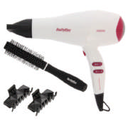 2000W Hairdryer And Brush Set