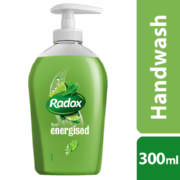Hand Wash Feel Energised 300ml