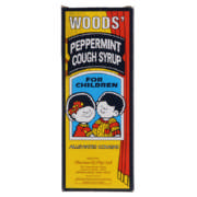 Peppermint Cough Syrup For Children 100ml