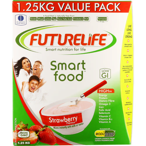 Smart Food Strawberry 125kg