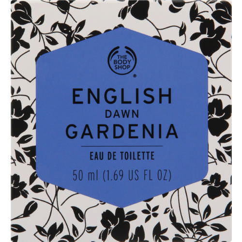 English Dawn Gardenia Eau de Toilette 50ml