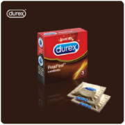 Real Feel Condoms 3 Pack