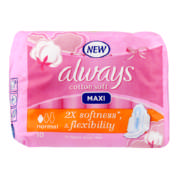 Maxi Soft Sanitary Pads Normal 10