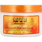Shea Butter For Natural Hair Coconut Curling Cream 340g