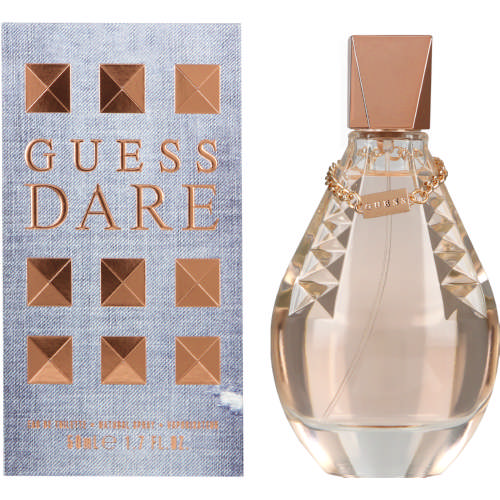 Guess Dare Eau De Toilette Natural Spray 50ml Clicks