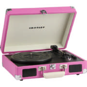 Cruiser Delux Turntable Pink