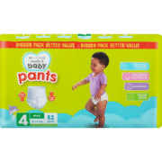 Made 4 Baby Pants Jumbo Pack Size 4 52