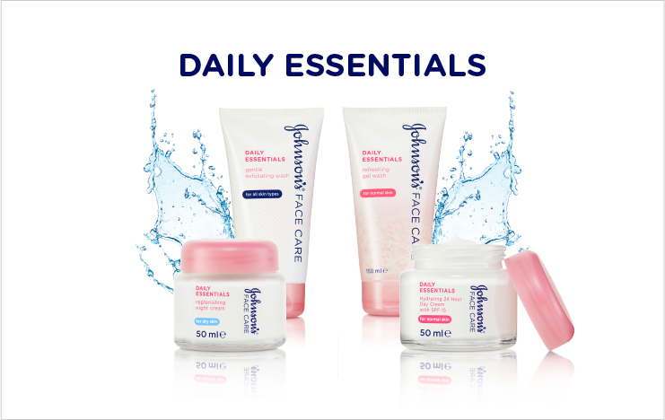 Shop our Daily Essentials Range