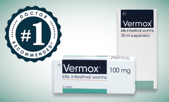 Order Vermox Multi-dose & Collect in Pharmacy