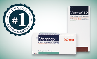 Order Vermox Single dose & Collect in Pharmacy