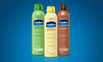Vaseline Sprays